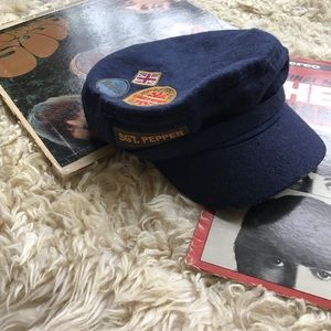 Beatles News Boy Hat